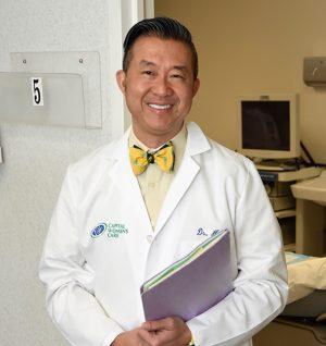 Dr. Damon Hou, FACOG